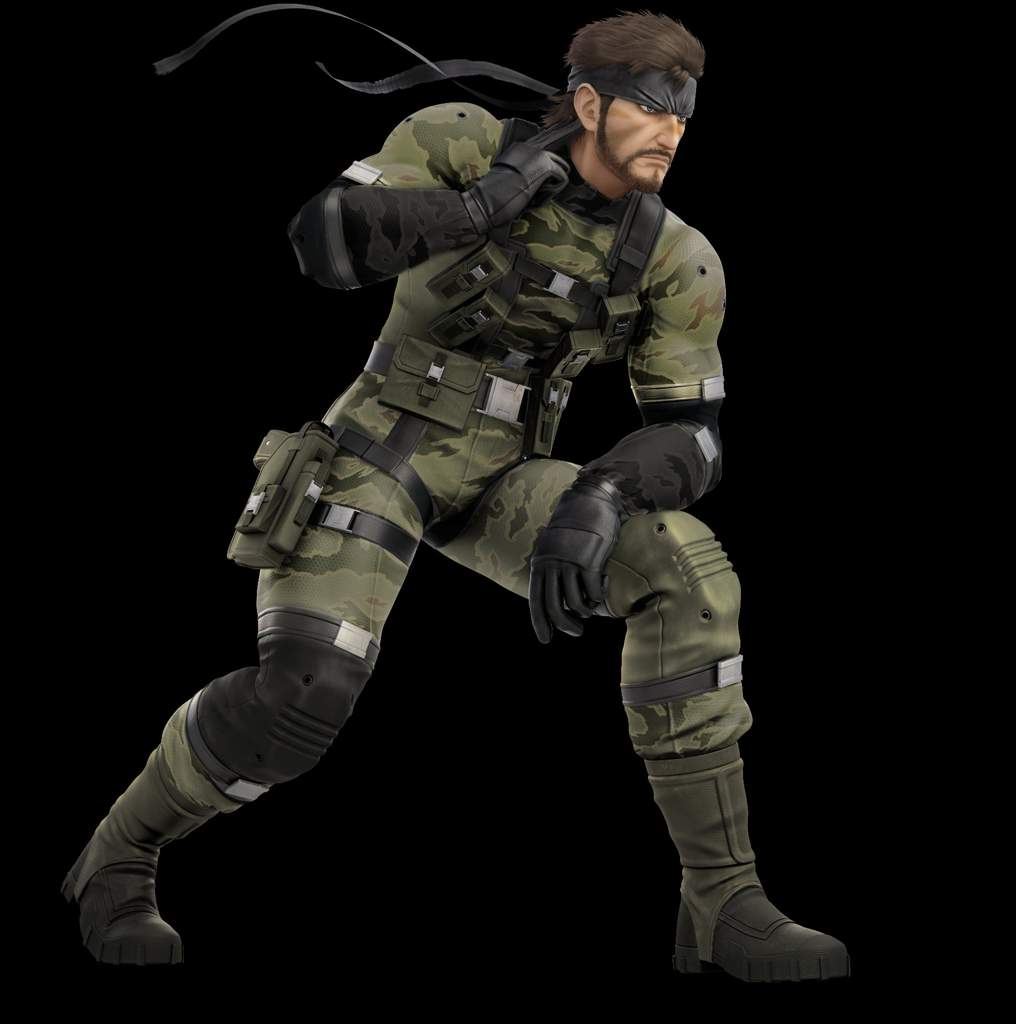 WIP Younger Naked Snake at Metal Gear Solid V: The Phantom