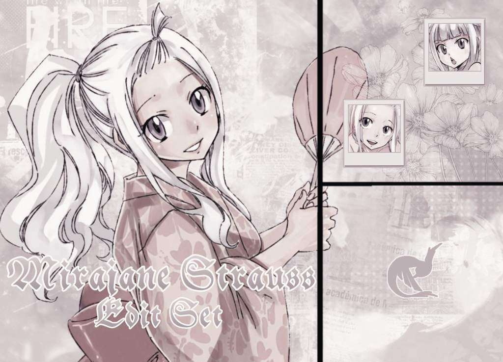 Mirajane Strauss Edit Set Fairy Tail Amino Miranda and ian are getting married on christmas to celebrate the special day when they first met and fell in love, all while searching for her family. mirajane strauss edit set fairy