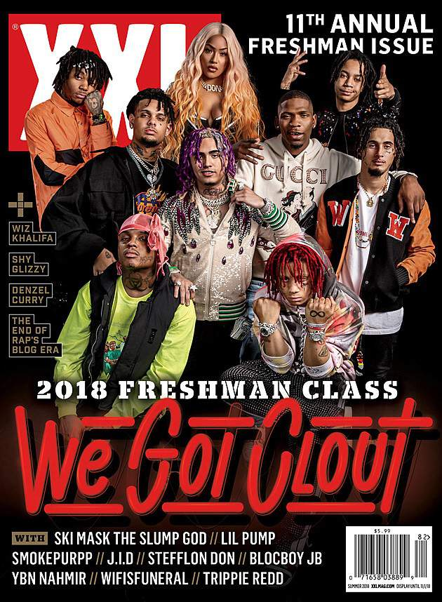 Connecting Every XXL Freshmen From Each Class | Rap & Hip