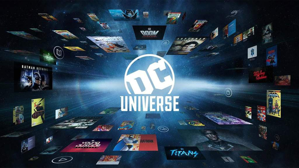 Let's Talk: DC Universe  | Comics Amino
