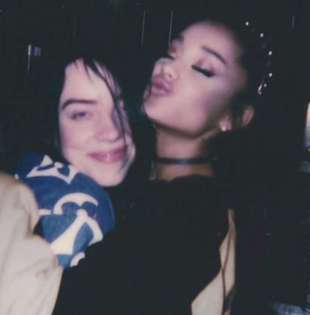 BILLIE EILISH AND ARI ❤❤❤ | Ariana Grande Amino