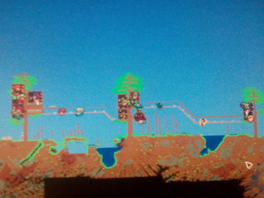 Expert mode calamity map | Terrarian Amino
