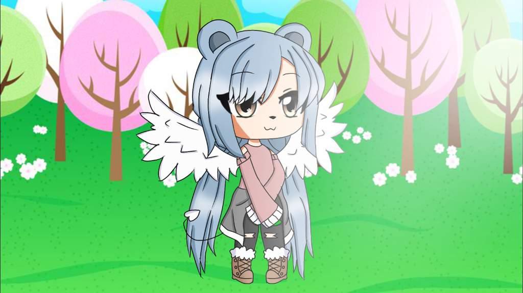 Cute Bear 3 Gacha Life Amino