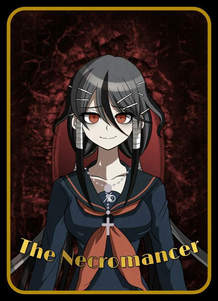 Escape The Night Season 4    Kasumi Izumo's Card   Danganronpa Amino