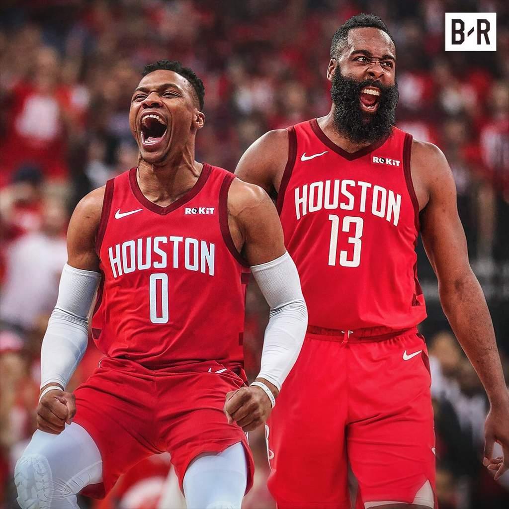 Westbrook To The Rockets Hardwood Amino