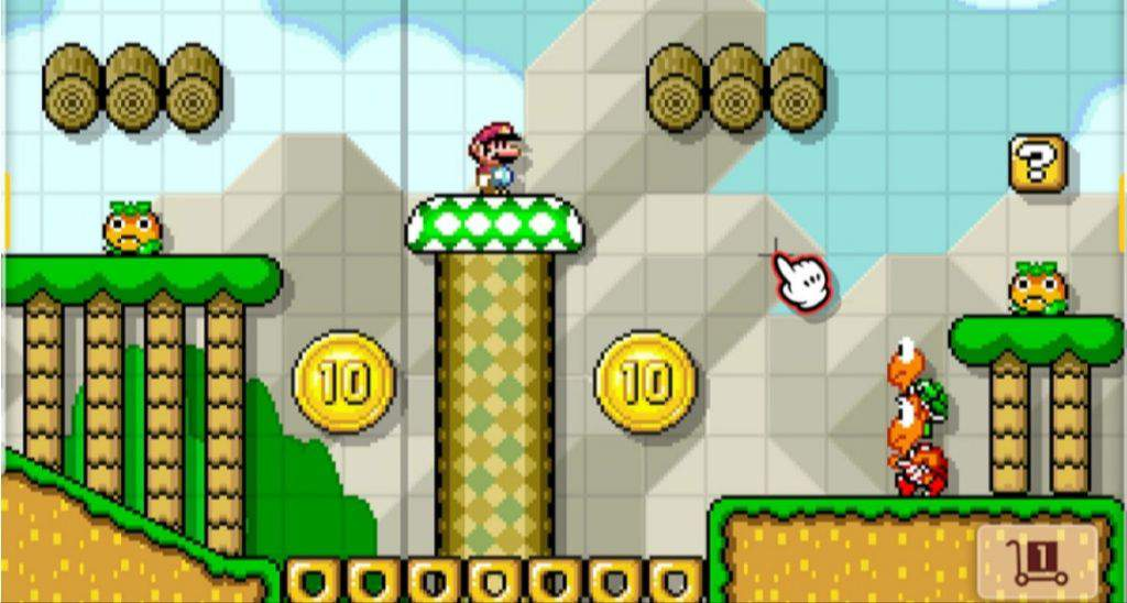 SUPER MARIO MAKER BOOKMARK | Maker Profile - Crimson | Super