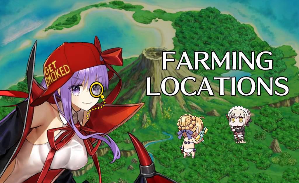 FGO SUMMER 2018 RERUN FARMING GUIDE by Rets | Saiko+ Amino