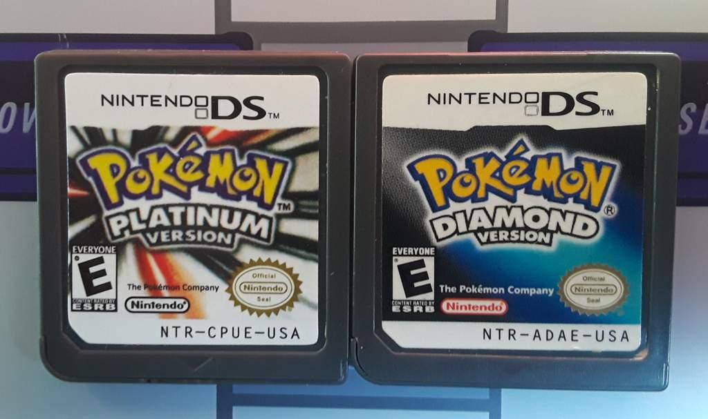 Is This Copy Of Pokémon Platinum Fake Pokémon Amino