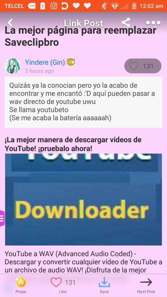 La mejor manera de descargar videos de YouTube! ¡pruebalo