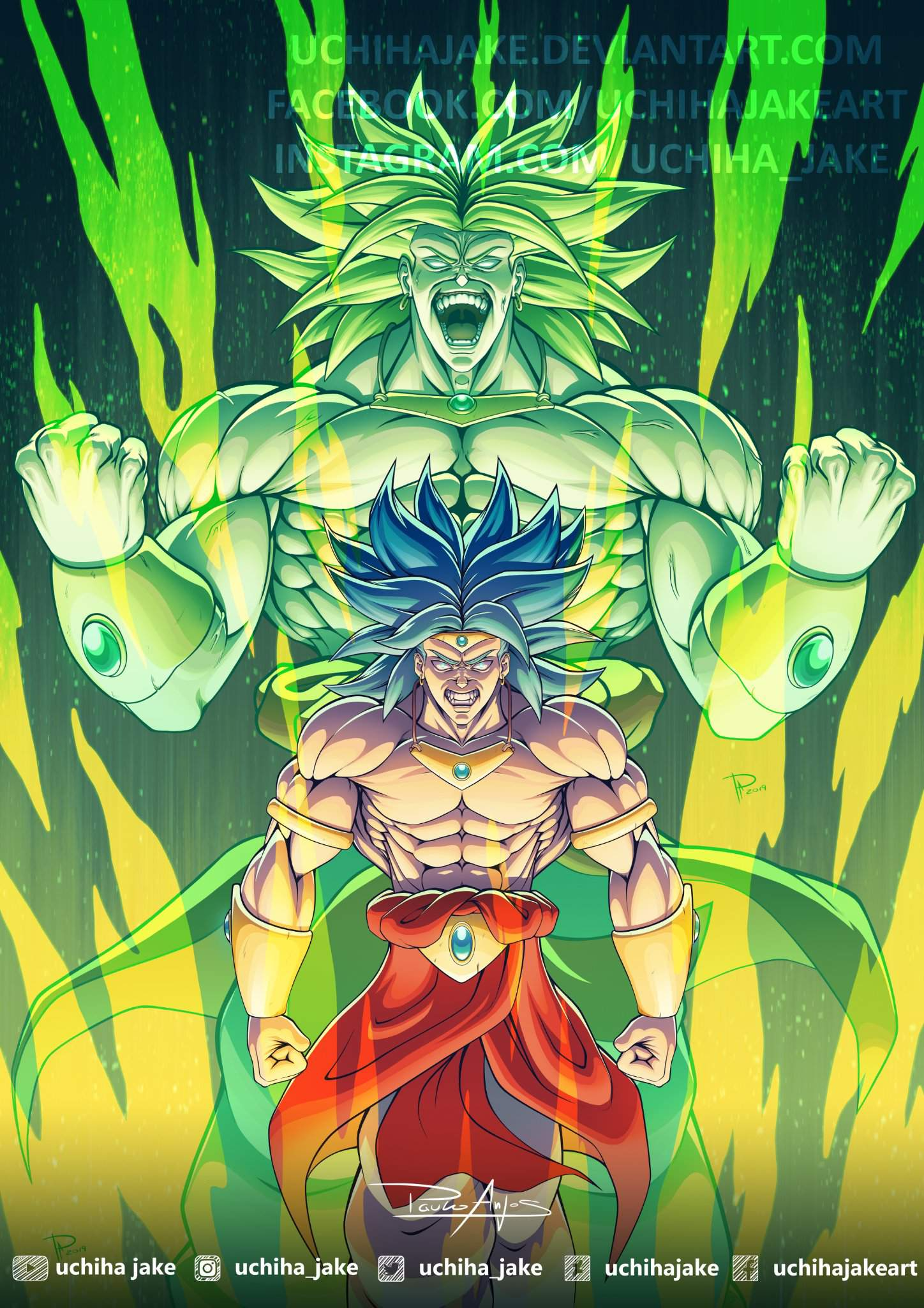 Broly The Legendary Super Saiyan Dragonballz Amino