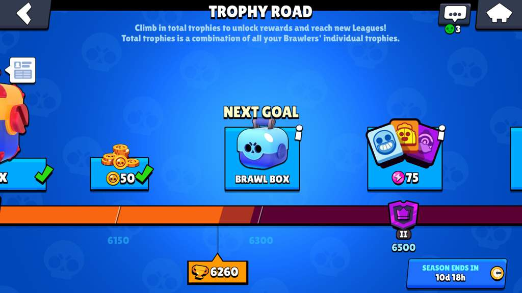 Dropping down from 6k to 100 | Brawl Stars Amino