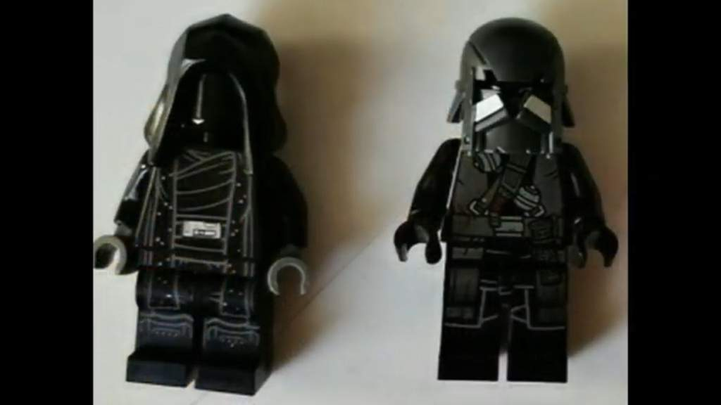 LEGO KNIGHTS OF REN (STAR WARS 9) LEAKS! THEY LOOK AMAZING! | LEGO Amino