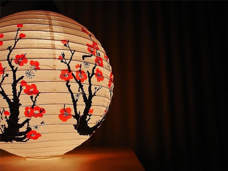 картинки японский фонарь современные