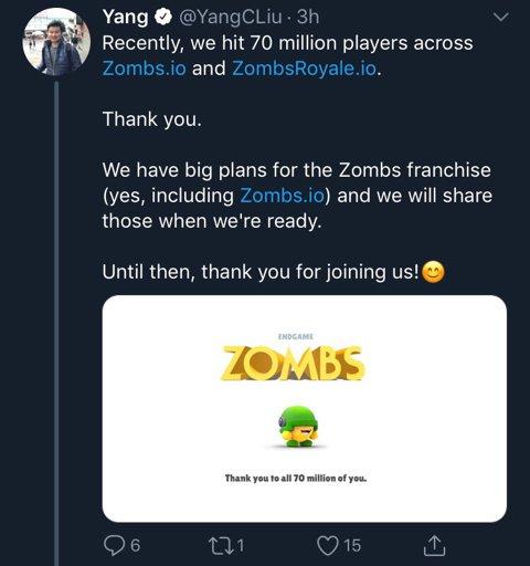 Latest | Zombs Royale /  io Amino