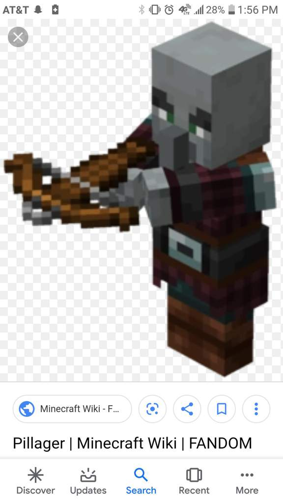 Movesets ideas (minecraft pillager and echo fighter