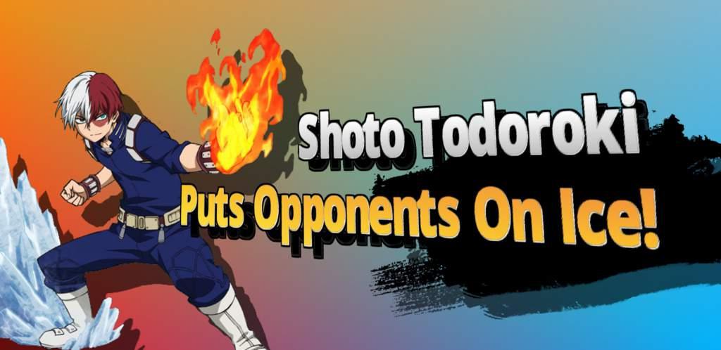 My Hero Academia Smash Style 4 Shoto Todoroki Smash Amino
