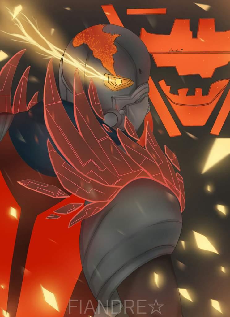 Project Pyke Fanart | League Of Legends Official Amino