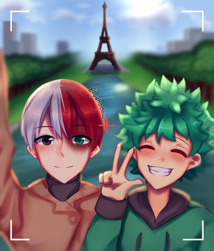 Adopted Izuku Fanfiction