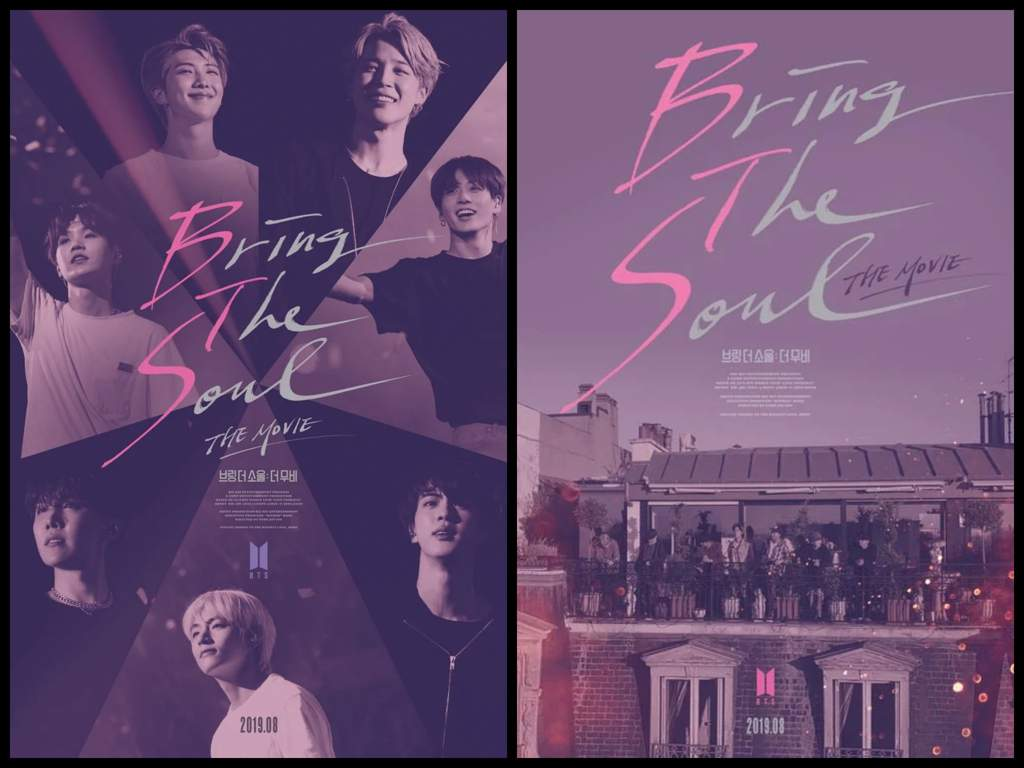 Bts Attend A Private Screening For Bring The Soul The Movie