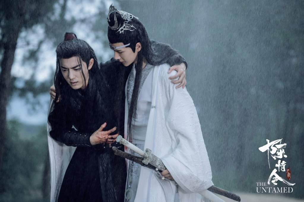 🐰The Untamed 陈情令🐇 Ep 39-44 Spoilers   ~BL•Drama~ Amino