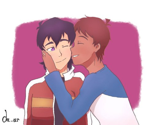 Keith growing up with Krolia | Voltron Amino