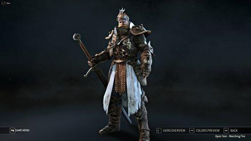 concept art medieval doom slayer