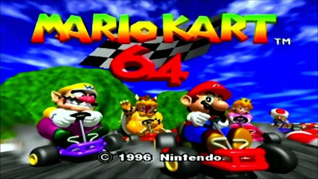 Mario Kart 64 The 64th Installment Video Games Amino