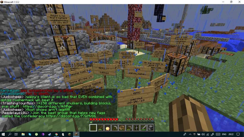 Journey to 200,000 blocks 2B2T [+30,000]   Minecraft Amino