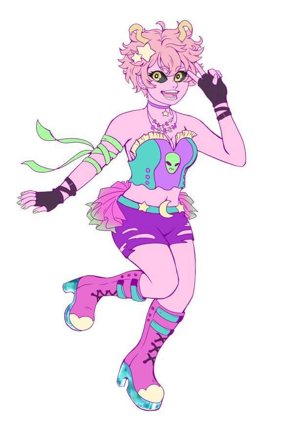 Rave Mina Plus Process My Hero Academia Amino