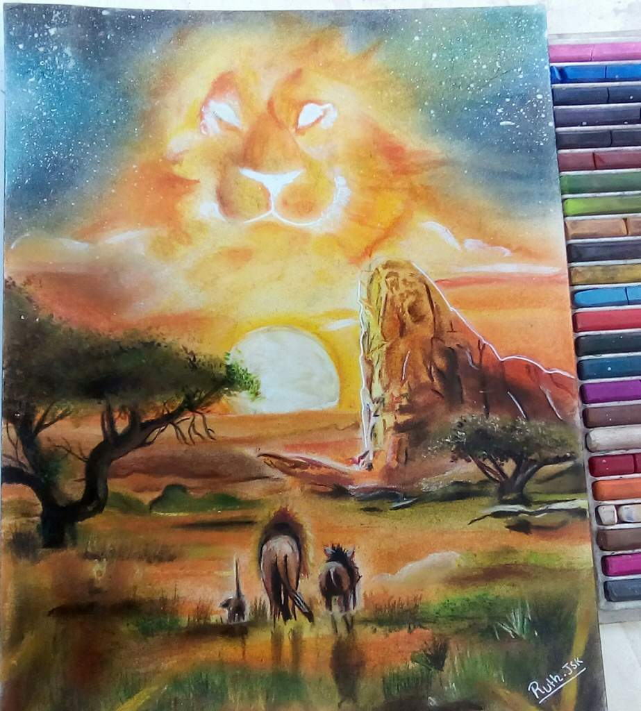The Lion King Art Amino