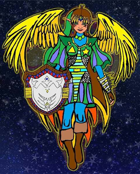 My Zelda Banner! 💚 | Zelda Amino