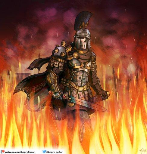 Doomslayer The Conqueror For Honor Amino