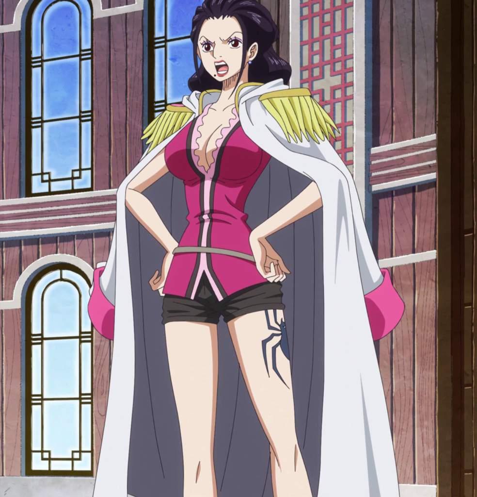 Kalifa or Momousagi, Who is More Attractive? | One Piece Amino