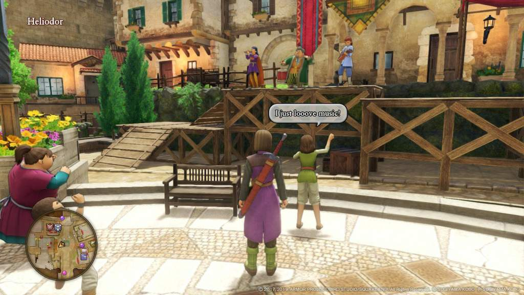 Dragon Quest XI S Is My Dream Game | Nintendo Switch! Amino