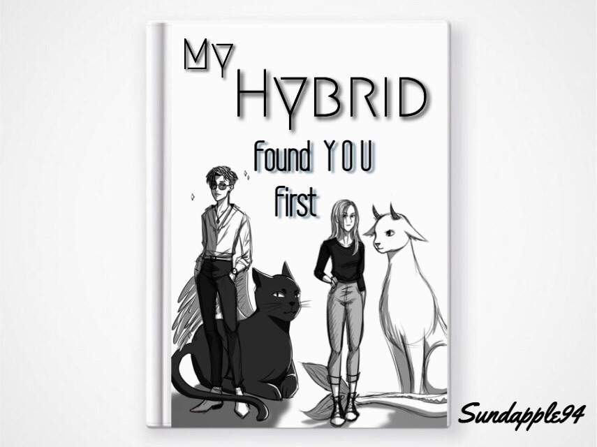 My Hybrid Found You First | GOT7 Amino