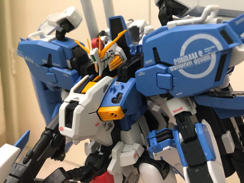 Mg 1 100 Msa 0011 Ext Ex S Gundam Ver 1 5 Gundam Amino