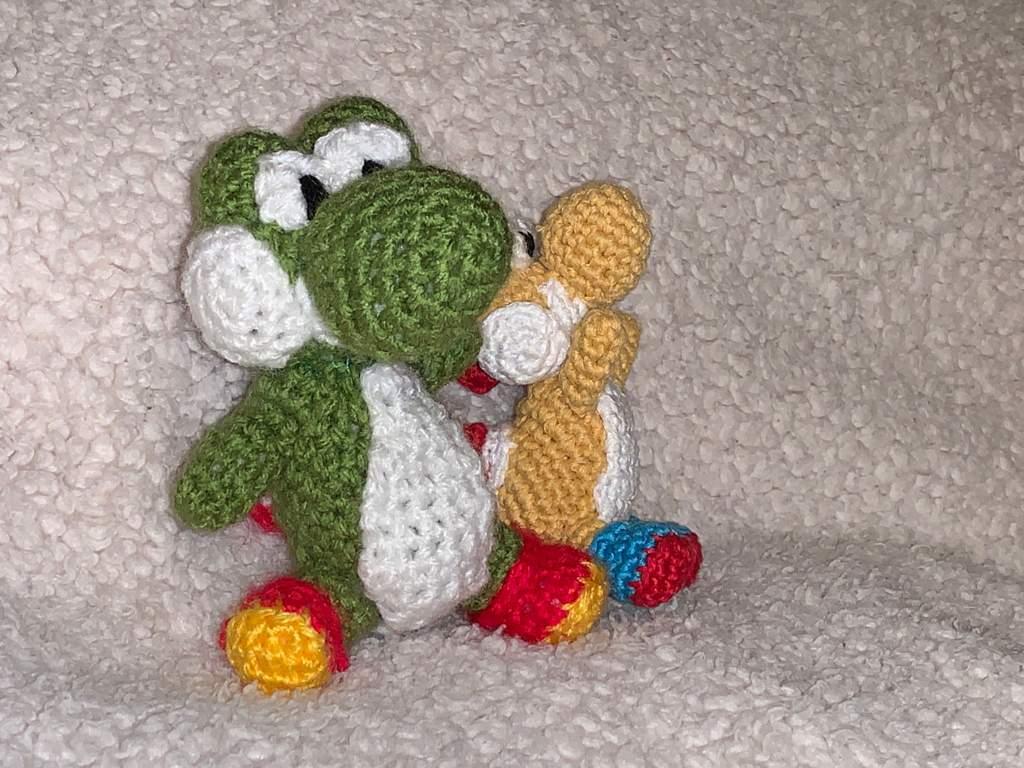 Yoshi Amigurumi (Crochet Pattern PDF) | Patrones amigurumi ... | 768x1024