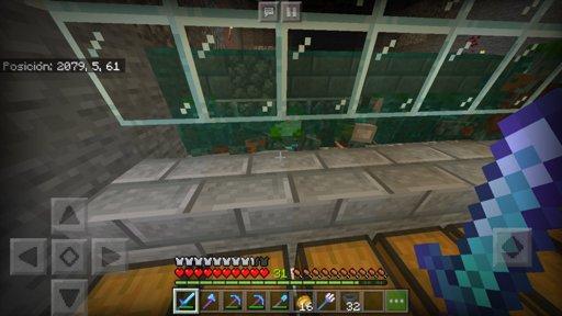 DROWNED FARM WITH ZOMBIE SPAWNER (BEDROCK 1 12)   Minecraft