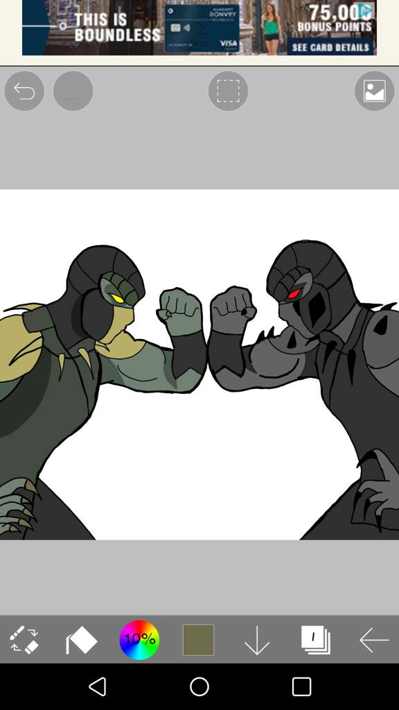 Mortal Kombat OC- Bomani by MrAsh96 on DeviantArt