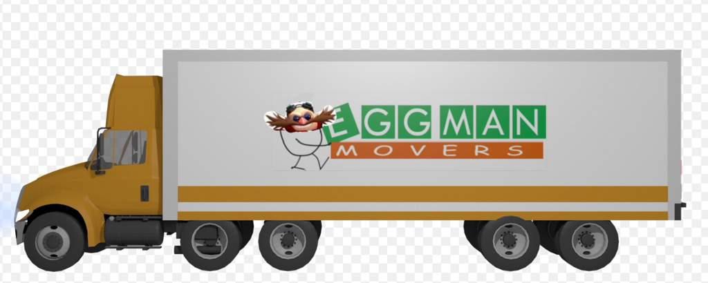 Eggman Has A Moving Company Sonic The Hedgehog Amino
