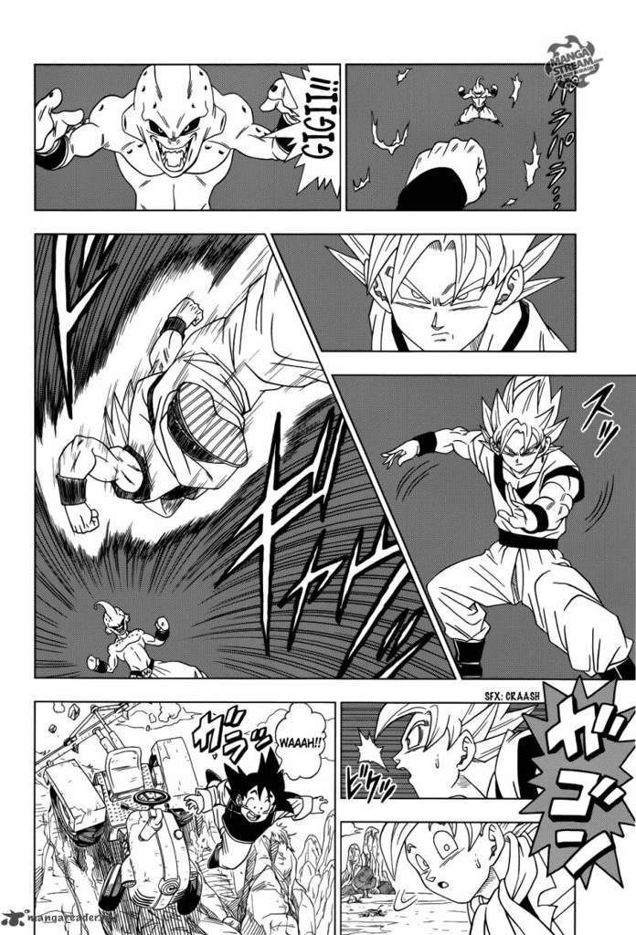 Dbs Manga