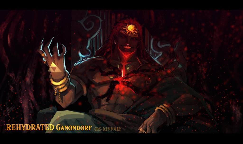 Why Ganondorf Will Be Spectacular In Botw 2 Zelda Amino