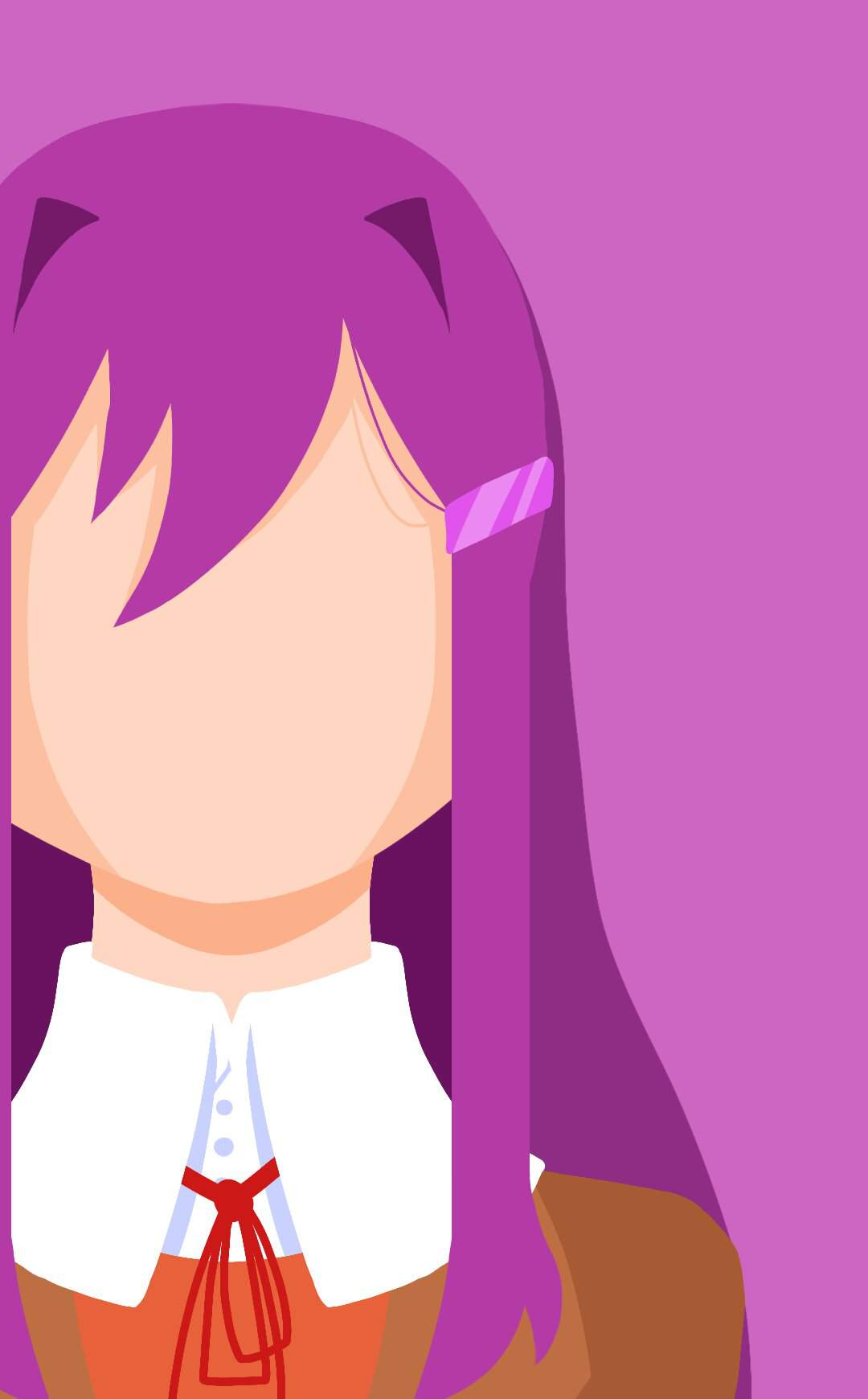 Yuri Wallpaper Doki Doki Literature Club Amino