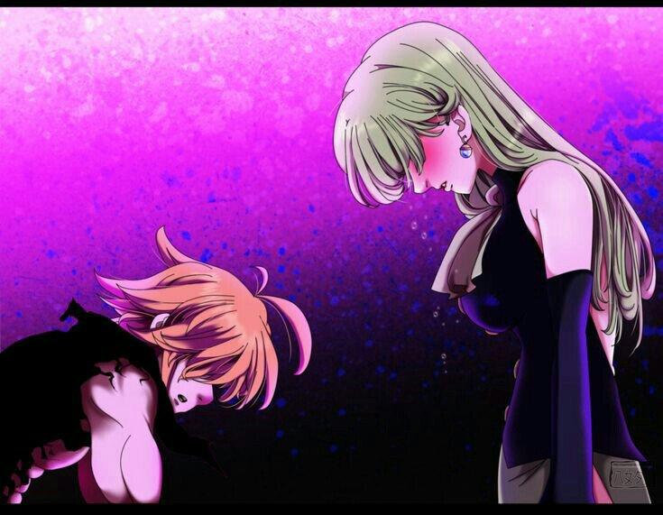 Meliodas & Elizabeth | Wiki | Nanatsu No Taizai°™ Amino