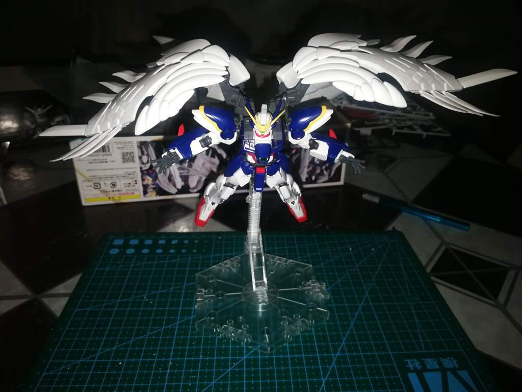Wip Wing Gundam Zero Ew Gundam Amino