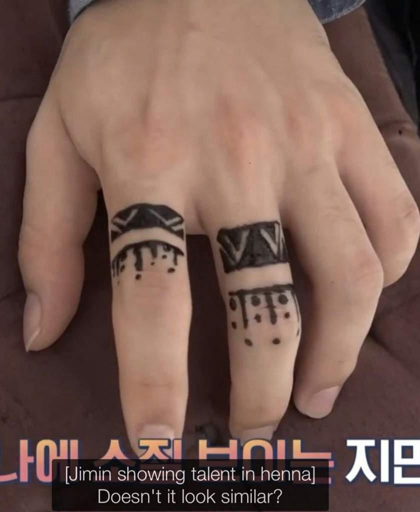 Bts And Tattoos Army S Amino
