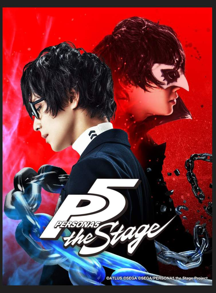 Live Action Persona 5 Stage Play Reveals Cast In Costume Smt Persona 5 Amino
