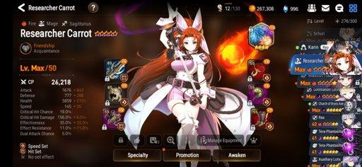 Latest Epic Seven Amino