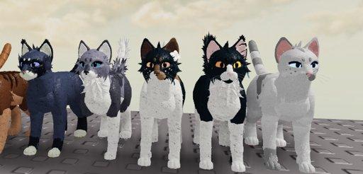 Roblox Warrior Cat Ocs Vizstar Warriors Amino