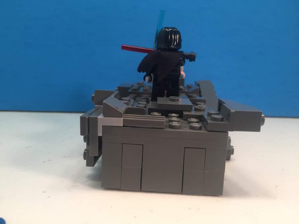 Rey V S Kylo Ren Moc Rise Of Skywalker Lego Amino